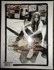 French Revue de Modes 2008 Rachel Clark Abbey Lee Kershaw Coco Rocha Nick Cave