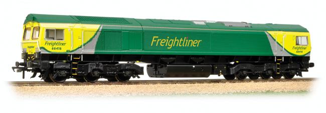 Bachuomon 32-981 classe 66 66416 Freightliner energiahaul OO OO OO Gauge 2bb92a