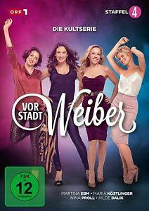 3-DVD-Box-VORSTADTWEIBER-STAFFEL-4-NEU-OVP