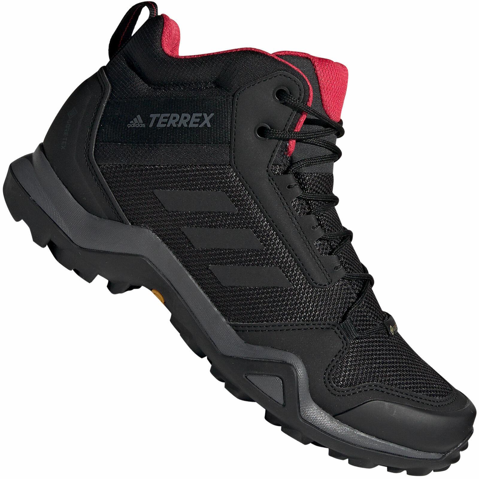 Adidas Performance Terrex AX3 GTX mid Damen Shoes Walking Boots Casual Shoes