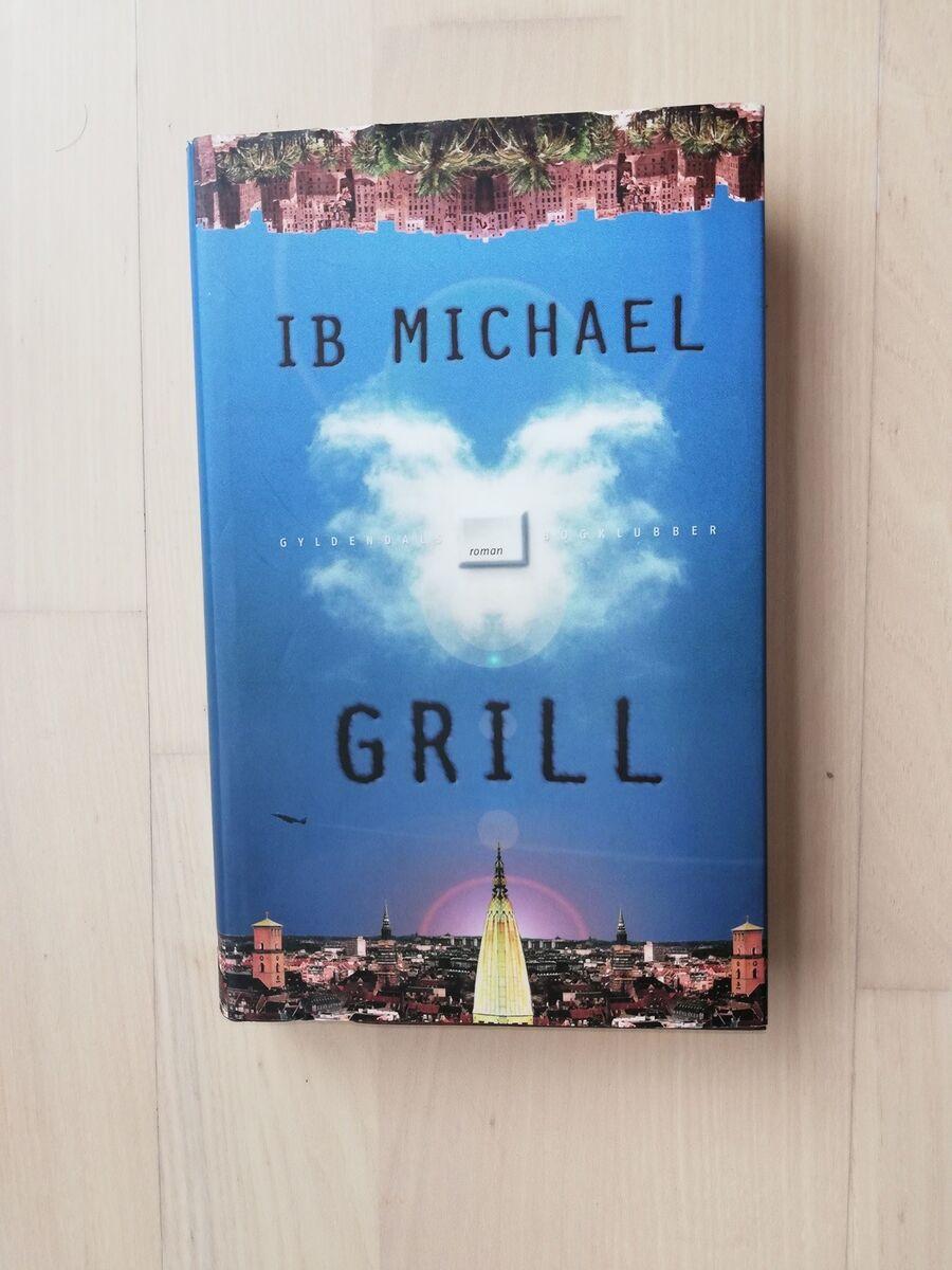 ib michael grill