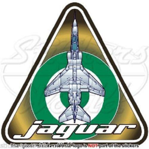 Breguet Nigeria AirForce Vinyle Autocollant JAGUAR SN NIGERIA BAC SEPECAT