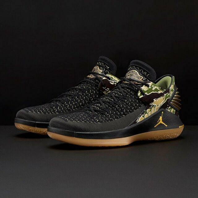 Nike Air Jordan XXXII Low PF 32 Tiger