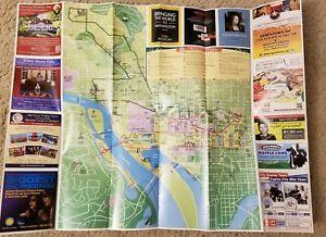 Details about Foldable visitors pocket International Tour guide map on dc art map, jw marriott dc map, dc wedding map, dc topo map, dc race map, dc sightseeing map, dc maps printable, dc interactive map, dc food map, dc train map, dc road map, dc metro map, dc us map, dc guide map, dc city map, dc bus map, wa dc map, dc park map, dc museum map, d.c. map,