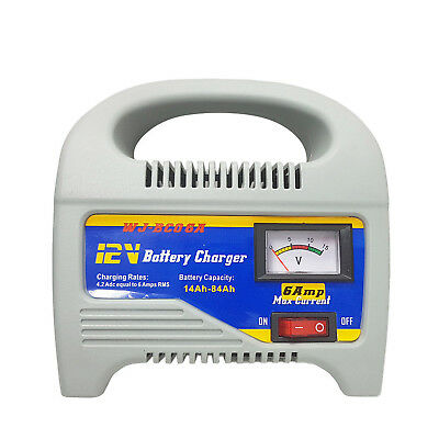 ED724 Carica Batterie Dunlop Auto Moto Camper Barca 1A 12Volt CASG