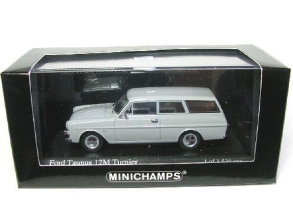 Ford Taunus 12M Turnier (hellgrey) 1962