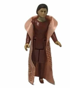 Vintage 1980 Kenner Star Wars Princess Leia Bespin Gown EPSB CREW textured Cape