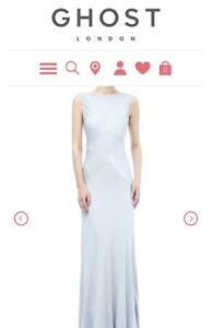 L Color 14 Silver Ghost Dress In Taylor Lake wqpxaES40