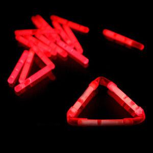 50-MicroLIGHTZ-rot-KNICKLICHTER-LEUCHTSTABE