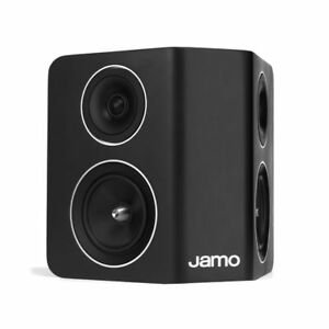 Jamo-C-10-Sur-Surroundlautsprecher-schwarz-Paarpreis-neu-mit-Kaufbeleg