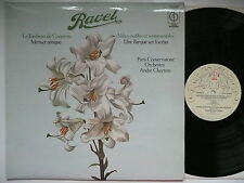 CLUYTENS CONDUCTS RAVEL TOMBEAU DE COUPERIN & VALSES PCO EMI CFP 40093