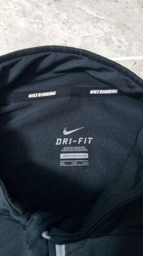 1 Running Fit Zip Nike Look Dri Jacket Hommes Taille 4 2xl Incroyable qUIAwq