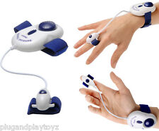 Sensa Touch Finger Powerful Full Body Couples Massager Hand Travel Ring Uni-Sex