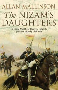 The-Nizam-039-s-Daughters-by-Allan-Mallinson-NEW-Book-FREE-amp-Paper