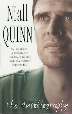 1 of 1 - Niall Quinn: The Autobiography by Niall Quinn (Paperback, 2003)