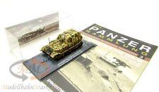Die Panzer Sammlung 3: Panzerjäger Tiger (P) Elefant Militär Scale 1:72 + Heft