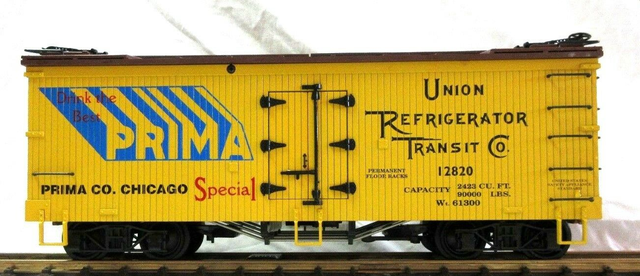 RO  USA   12820 PRIMA CO. REEFER