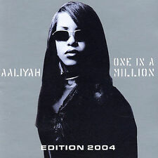 One In A Million (2004 Edition + 1 Bonus Track) by Aaliyah (CD, Feb-2004, Edel)