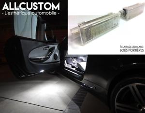 2-x-LED-FUSSRAUMLEUCHTE-WEISS-TUREN-TUR-fur-BMW-X1-E84-F48-F49-X2-F39-X3-E83-F25