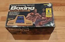 Vintage 1979 Bambino Knock Em Out Boxing Handheld Table Top Video Game