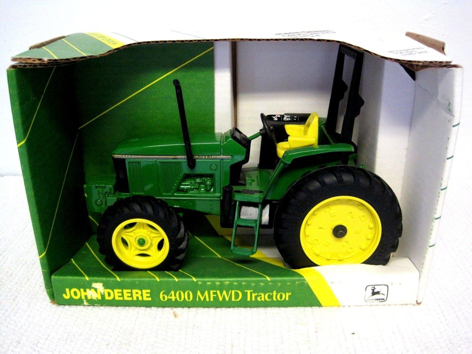 1993 ERTL John Deere 6400 MFWD Tractor Collectors Edition  5667 1 16-FAST SHIP