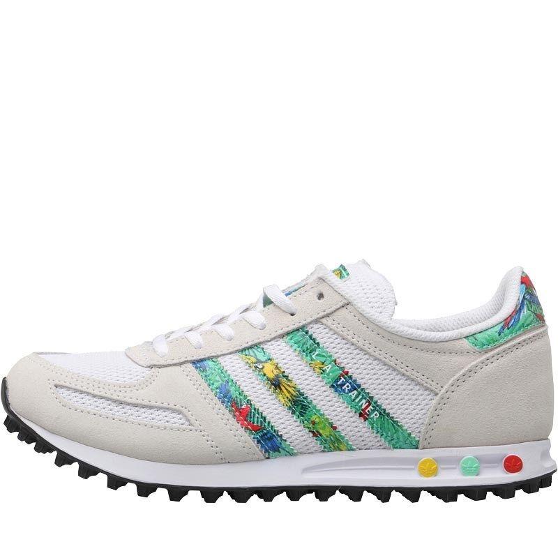 Adidas Original LA TRAINER J (wmns Filles Formateur). Taille UK-4_4.5_5_6_6.5