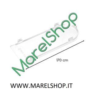 PLAFONIERA-DIFFUSORE-LUCE-COPRI-LAMPADA-ORIGINALE-SMEG-CAPPA-170x65mm
