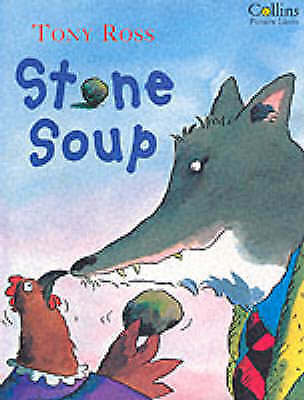 Stone Soup-ExLibrary