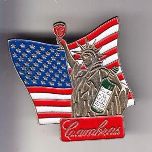 RARE-PINS-PIN-039-S-TOURISME-USA-STATUE-LIBERTE-LIBERTY-NEW-YORK-N-Y-VIN-WINE-BV