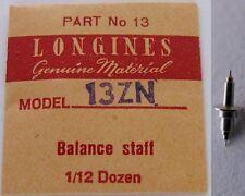 Longines 13ZN staff balance #723