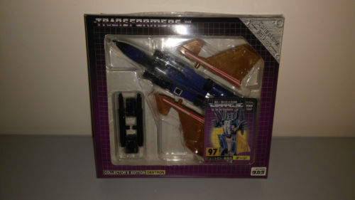 Transformers e-hobby Collector's Edition  97 Dirge MISB
