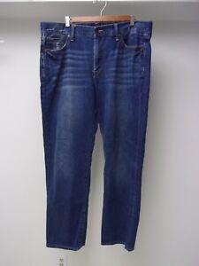 Sz Straight Jean's 361 Bleu 38x32 Vintage Lucky Brand Hommes IHgxwZX