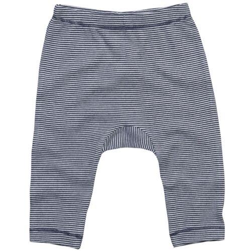 Coton Bio Bébé Leggings Pantalon Doux Stretch Garçon Fille Pantalon en jersey à rayures