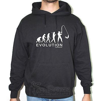 FELPA ALFA ROMEO 75 EVOLUZIONE CAPPUCCIO SWEATSHIRT SUDADERA NERA BLACK