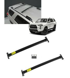 Image Is Loading 2010 2019 4runner Roof Rack Cross Bars Toyota