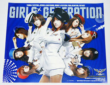 SNSD GIRLS' GENERATION - GENIE [2009 Korea Ver.] OFFICIAL POSTER with Tube Case