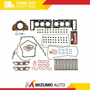Full-Gasket-Set-Head-Bolts-Fit-05-09-Chrysler-300-Dodge-Magnum-Charger-2-7