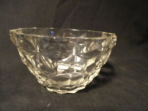 Fostoria-American-Crystal-Small-Bowl-Nappy-MINT