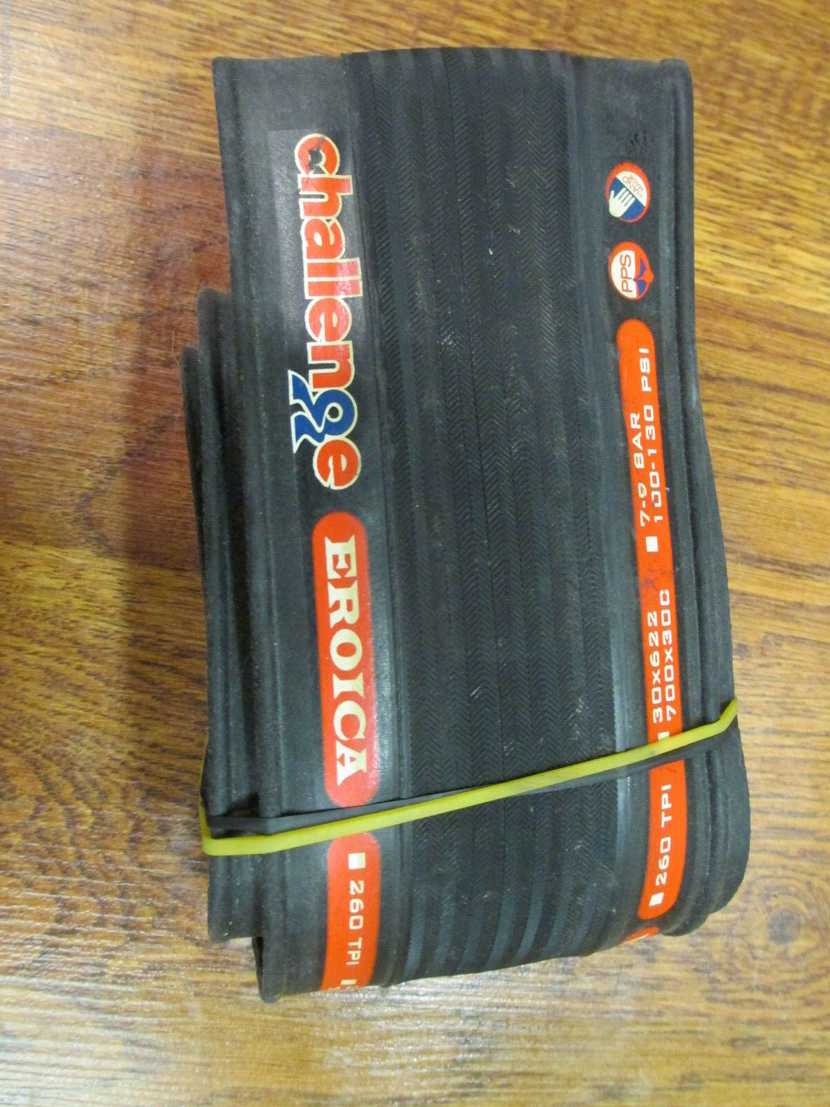CHALLENGE EROICA 260TPI 100-130 PSI 700x 30C FOLDABLE  CLINCHER TIRE  be in great demand