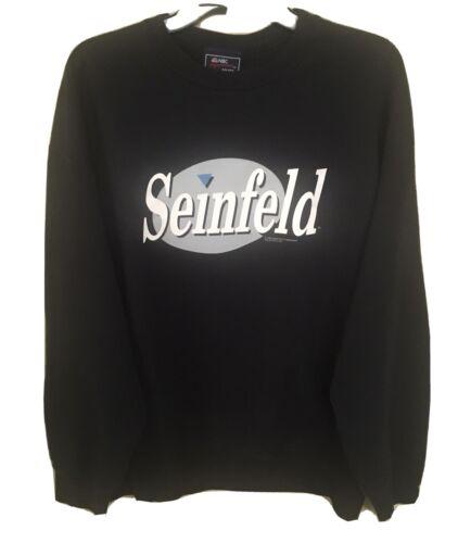 Rare Vintage 90's SEINFELD Sweatshirt Size XL NBC