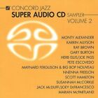 Concord Jazz Sampler Vol.2 by Various Artists (CD, Apr-2004, Concord Jazz)