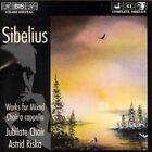 Jubilate Choir/riska - Sibelius/works for a Mixed Choir Audio CD U