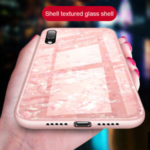 scarpe di separazione 93b1c 9d895 Details about Marble 3D Glass Shockproof Silicone Case Cover For Huawei P20  Pro /Lite P20