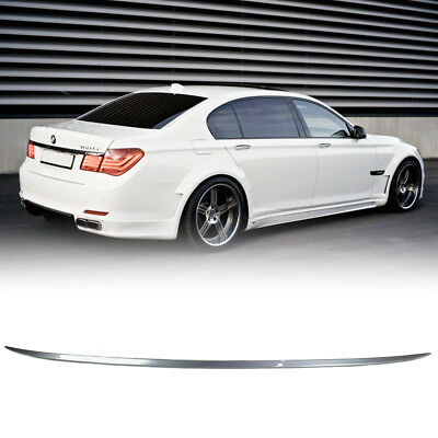 SHIP FROM LA Unpainted 750i BMW 7-Series F01 F02 4DR M3 Type Trunk Spoiler 2015