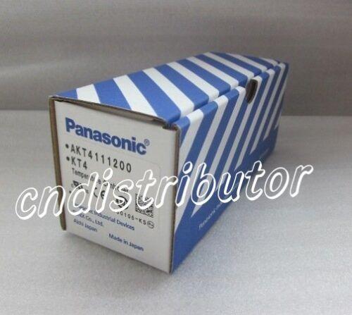 New In Box Panasonic Temperature Controller AKT4R111200 1-Year Warranty !