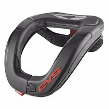 EVS RC4 / R4 Adult Race Collar Neck Brace Protector Black ATV BMX MX UTV Offroad