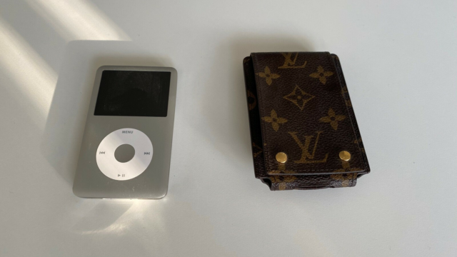 iPod, Classic, 120 GB, Perfekt, Inkl. originalt Louis…