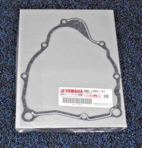 STATOR COVER GASKET 4BD-15451-01-00,250 BEAR TRACKER,TIMBERWOLF YAMAHA MAGNETO
