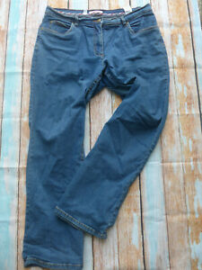 Sheego-Jeans-Trousers-Stretch-Blue-Ladies-Size-46-plus-Size-737