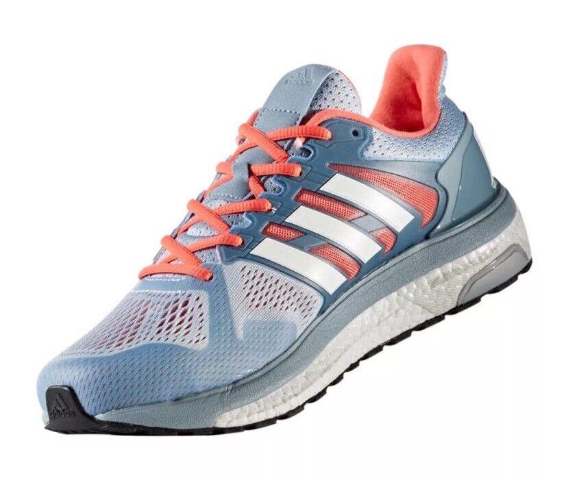 Adidas Boost Supernova Blue/White/Salmon ST Women's Size 9 Blue/White/Salmon Supernova NEW Free S/H BB3104 2b58fb